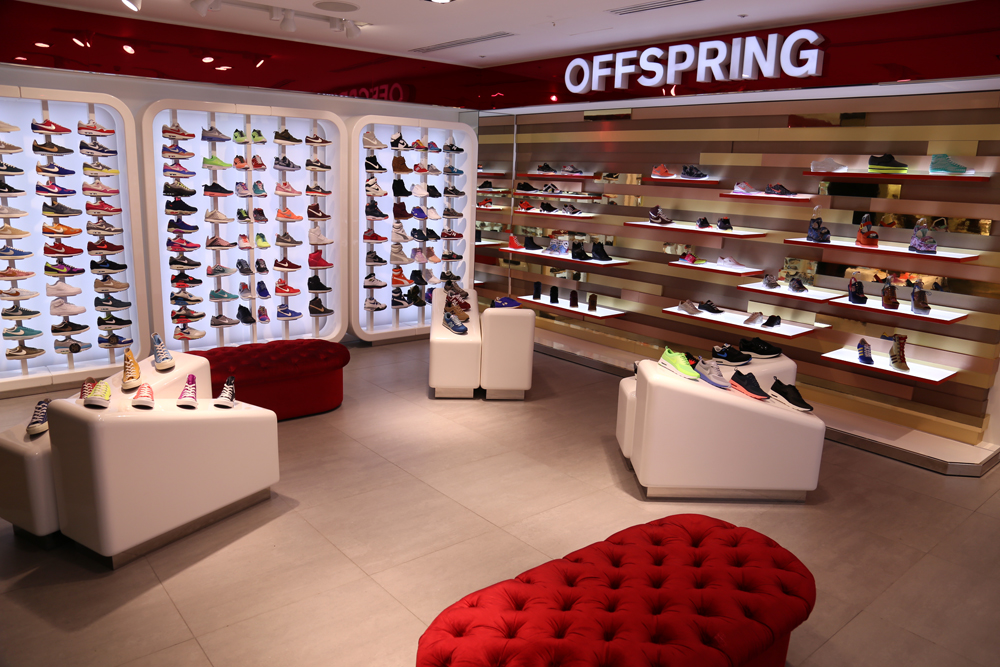 OFFSPRING Selfridges London