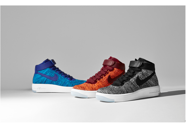 AIR FORCE FLYKNIT BLOG